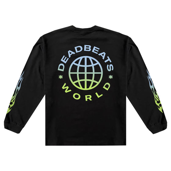 PRE ORDER - Deadbeats - Premium Crew Neck Pocket Long Sleeve