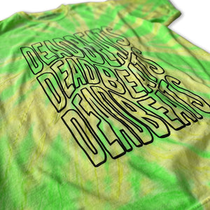 Zeds Dead - Deadbeats - Wavey Beats - Glow In The Dark - Tie Dye Tee
