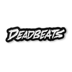 ZD - DEADBEATS -Label Logo- Lapel Pin