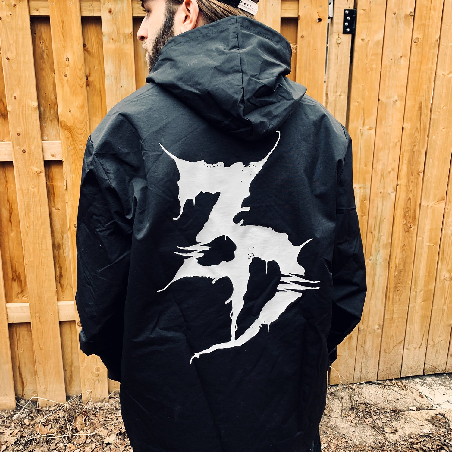 ZD - Logo - Windbreaker Coach Jacket