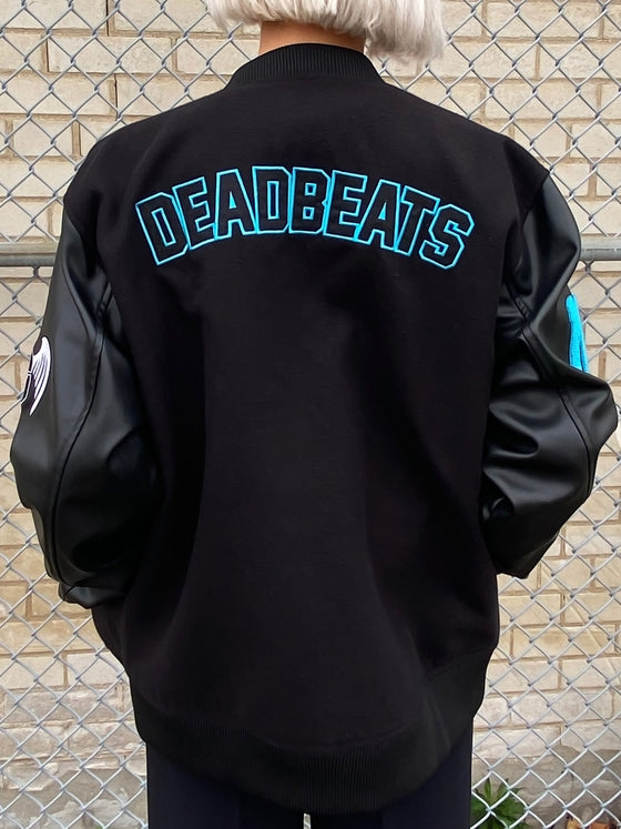 Deadbeats - Varsity Jacket
