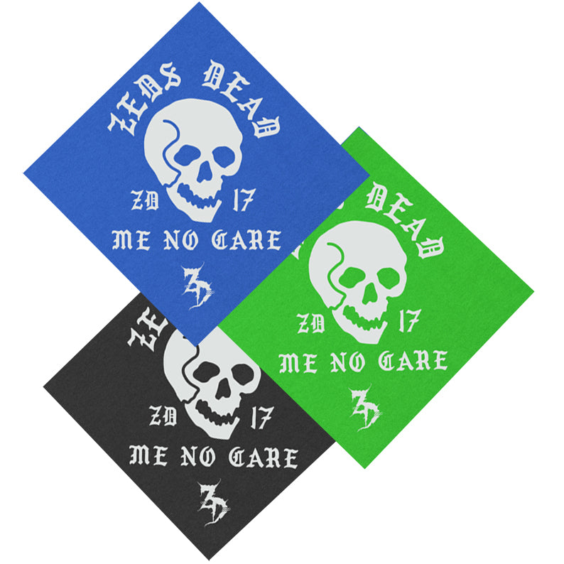 ZD - Me No Care Bandanas