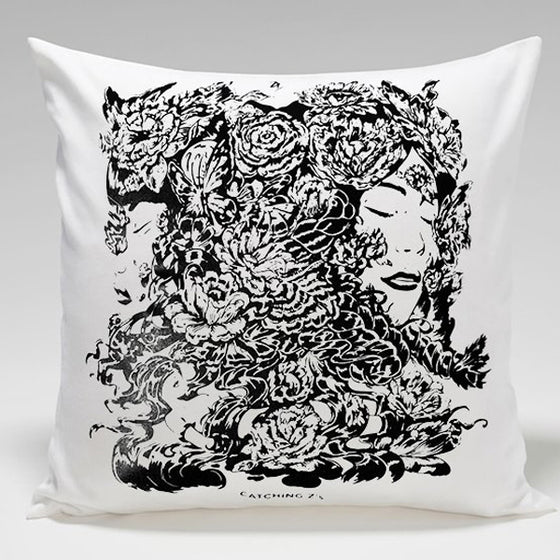 Zeds Dead - Catching Z's - Throw Pillow