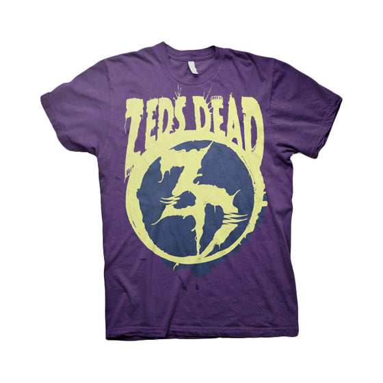 ZD -Bullseye- Purple T-Shirt
