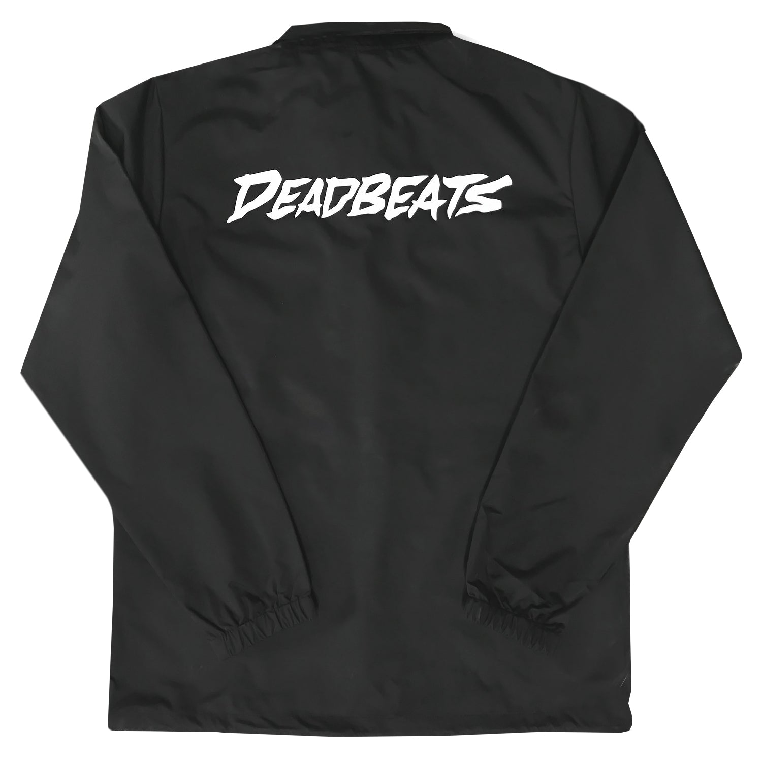 Deadbeats - Limited Edition Coach Jacket - Black