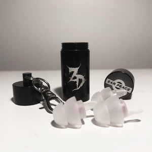 ZD - Deadbeats Earpeace - Ear Plugs