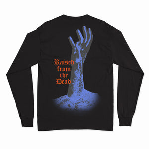 PRE ORDER ZD - Raised From The Dead II - Black Long Sleeve