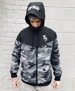 ZD Custom Kryptech Windbreaker Jacket
