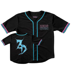 PRE ORDER - Zeds Dead - Big League V2 - Limited Edition Baseball Jersey