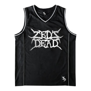 PRE ORDER - ZD - Reflective Havoc - Limited Edition Basketball Jersey