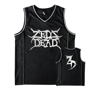 ZD - Reflective Havoc - Limited Edition Basketball Jersey