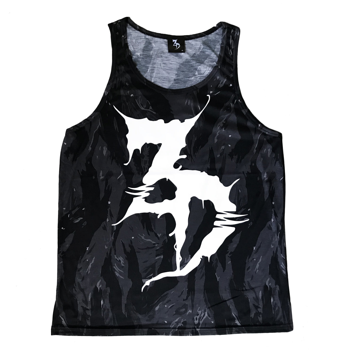 ZD - Midnight Camo Unisex Tank Top