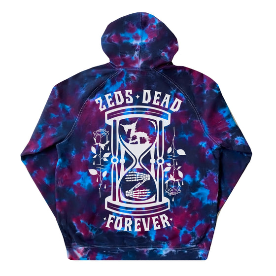 Zeds Dead - Forever Timeless - Tie Dye Hoodie