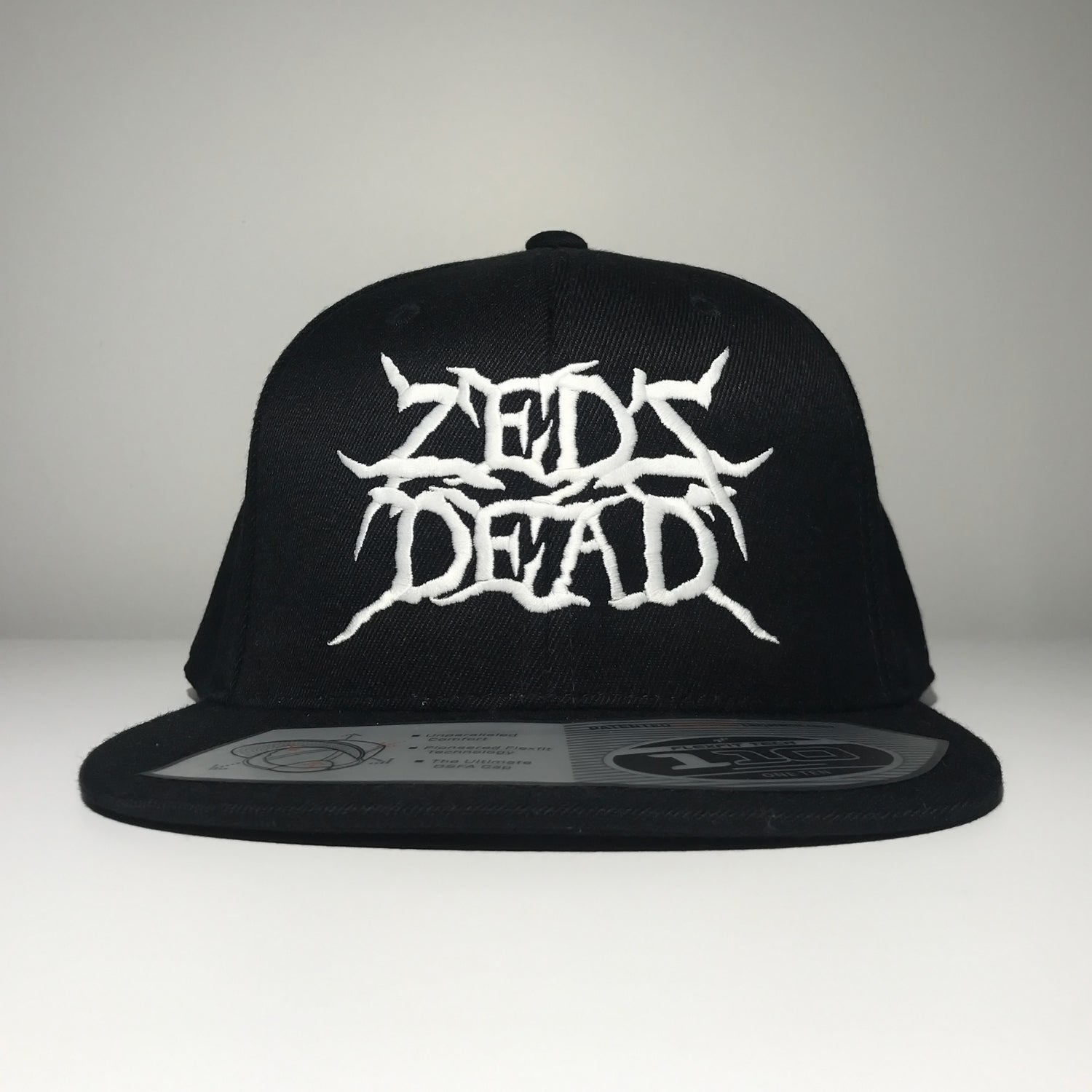 ZD - Havoc Black - Snapback Hat