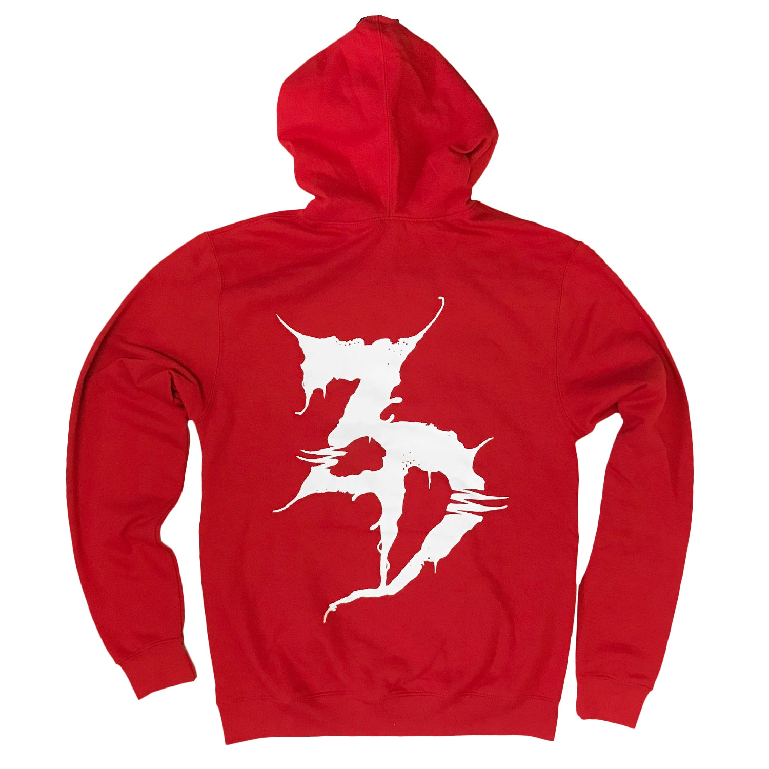 ZD - Havoc- Pullover Hoodie - Red