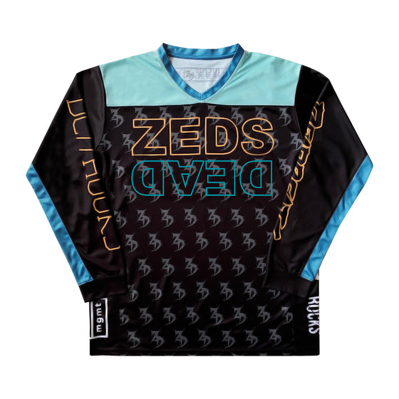 Zeds Dead - Level Up - Moto Jersey