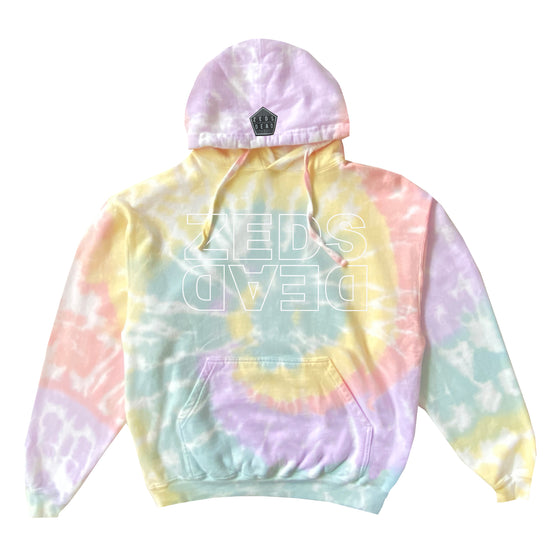 ZD - Level Up - Tie Dye Hoodie