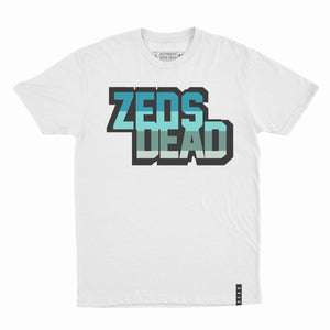 ZD - New Times - White Tee