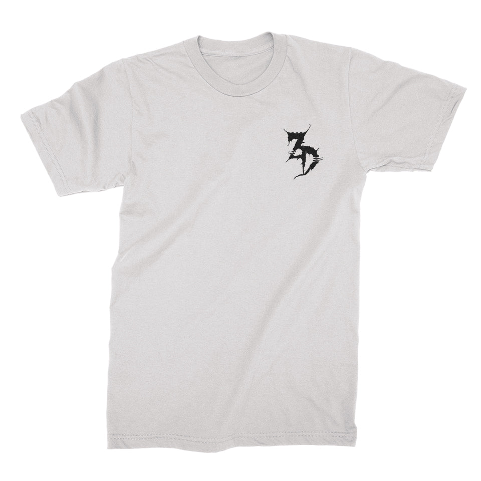 ZD - Toronto Tribute - White Tee
