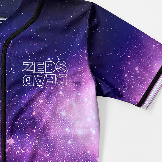 Zeds Dead - Big League V3 - Limited Edition Intergalactic Baseball Jersey