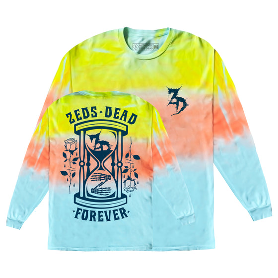 Zeds Dead - Forever Timeless - Sunset Long Sleeve