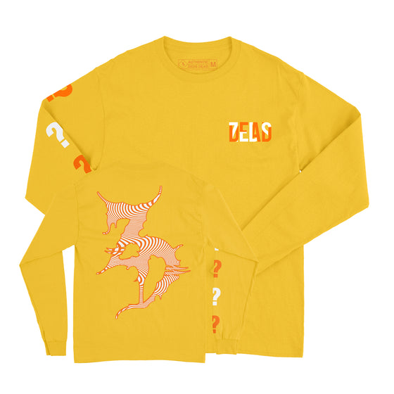 Zeds Dead - Who's ZD - Gold Long Sleeve