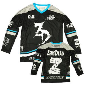 PRE ORDER ZD - Paintball / Moto Jersey - Limited Edition Seafoam Blue