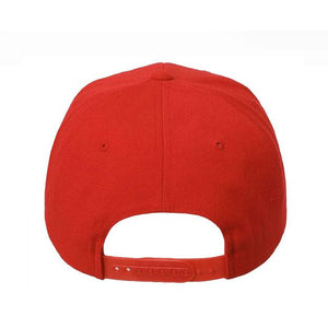 ZD -Zedidas- Red Snapback Hat
