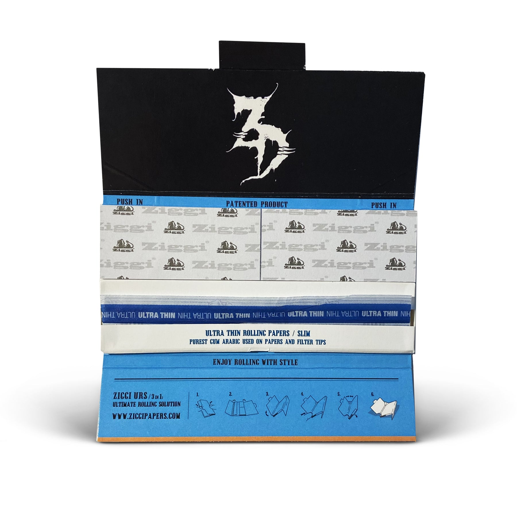 ZD - Premium Rolling Papers