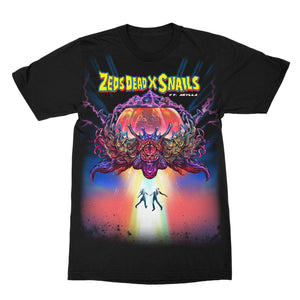 PRE ORDER - LIMITED EDITION - ZEDS DEAD x SNAILS - Magnets - Premium Tee