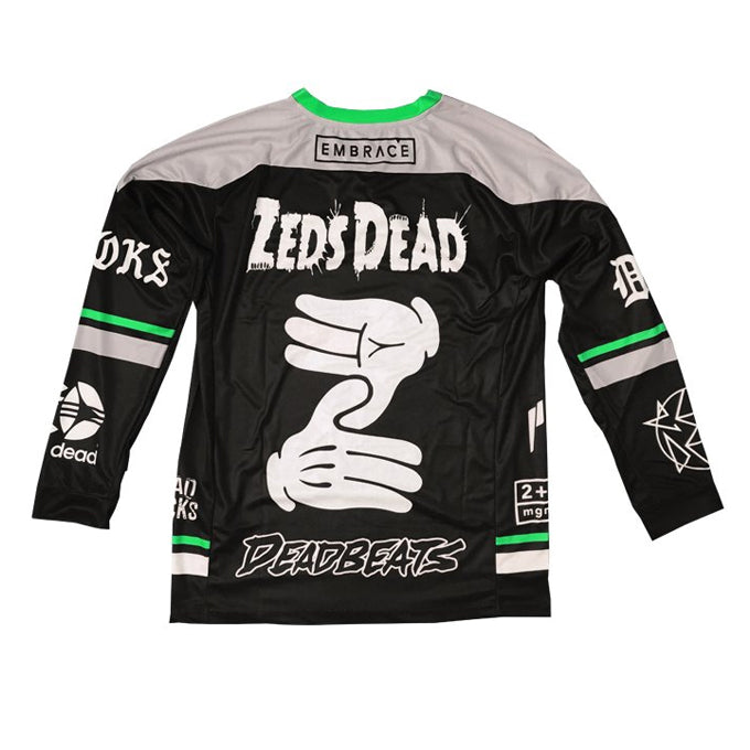 ZD - Paintball / Moto Jersey - Limited Edition Lime