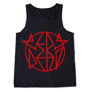 ZD -Zedogram- Black Tank Top