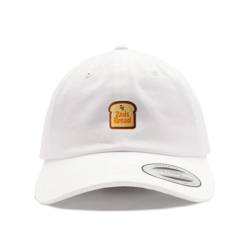 Zeds Dead - ZEDS BREAD - White Dad Hat
