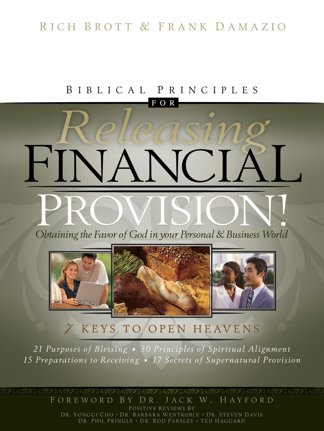 Biblical Principles/Releasing Financial Provision