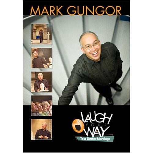 DVD-Laugh Your Way To A Better Marriage (4 DVD)