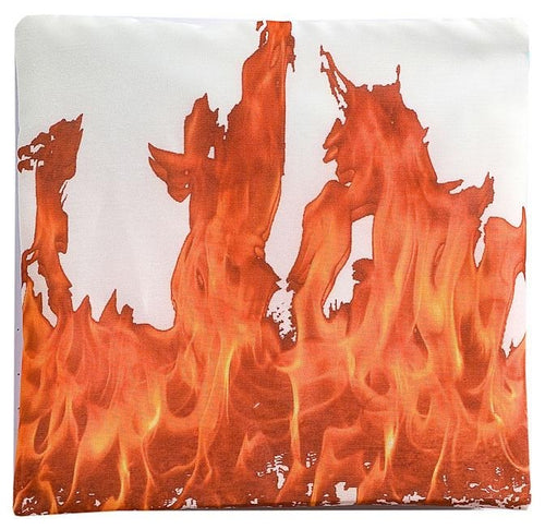 Tallit Bag-Acrylic-Flames Of Pentecost