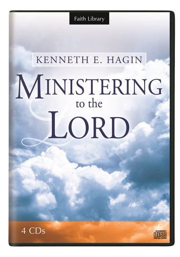 Audio CD-Ministering To The Lord (4 CD)