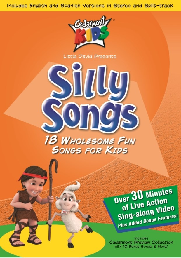 DVD-Cedarmont Kids: Silly Songs
