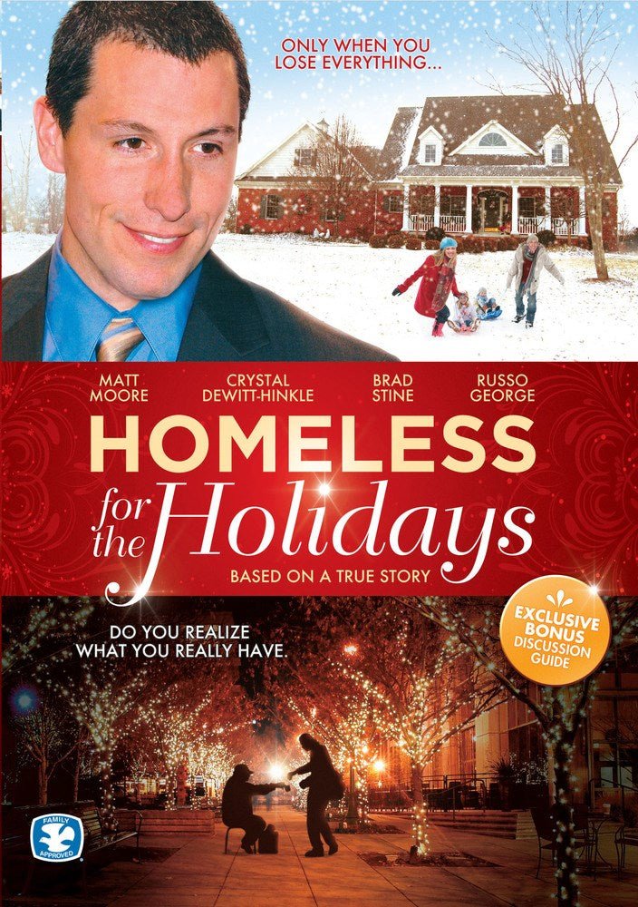 DVD-Homeless For The Holidays