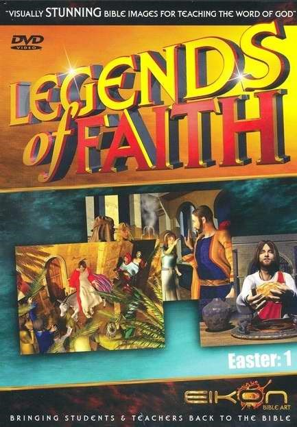 DVD-Legends Of Faith V 6: Easter 1