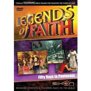 DVD-Legends Of Faith V 8: Fifty Days To Pentecost