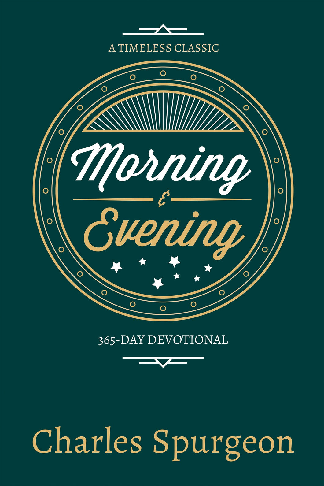 Morning And Evening (365 DAY DEVOTIONAL)