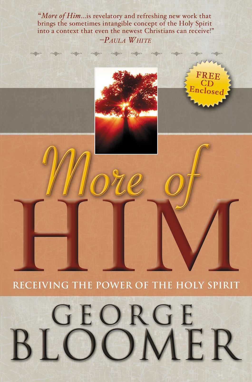 More Of Him: Receiving The Power Of The Holy Spirit