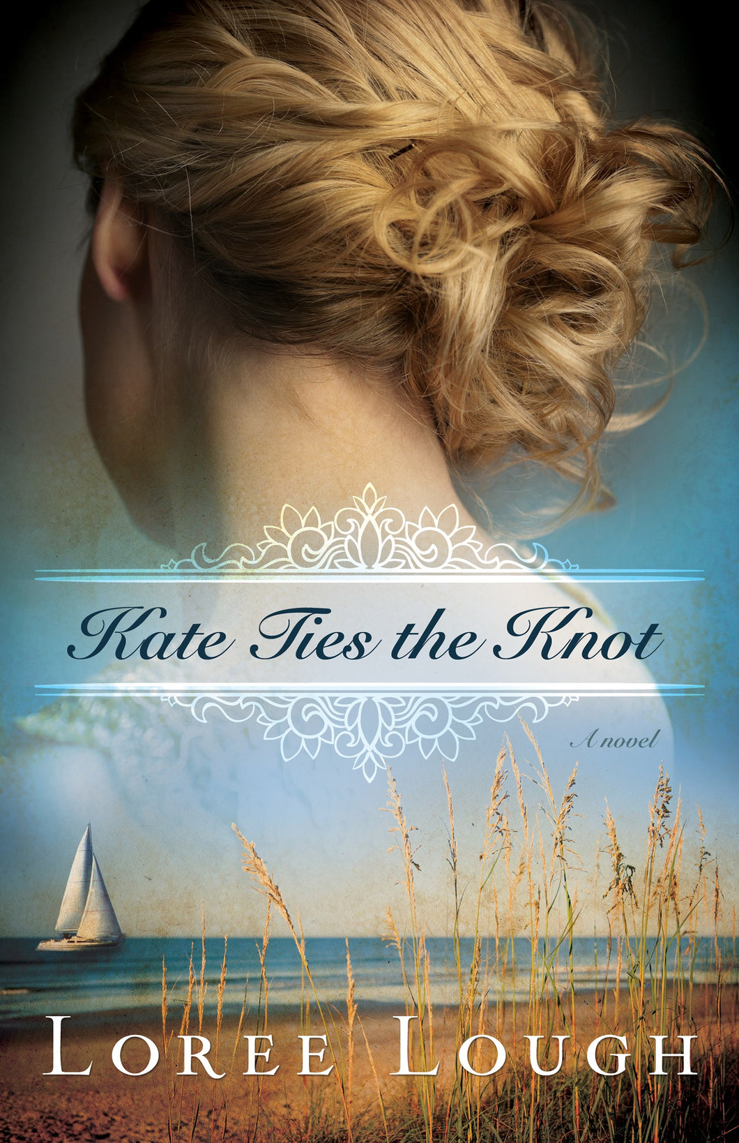Kate Ties The Knot