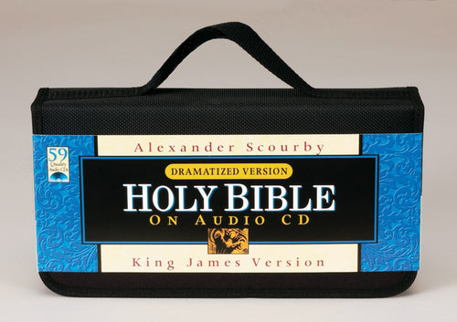 Audio CD-KJV Complete Bible (Dramatized) (59 CD)
