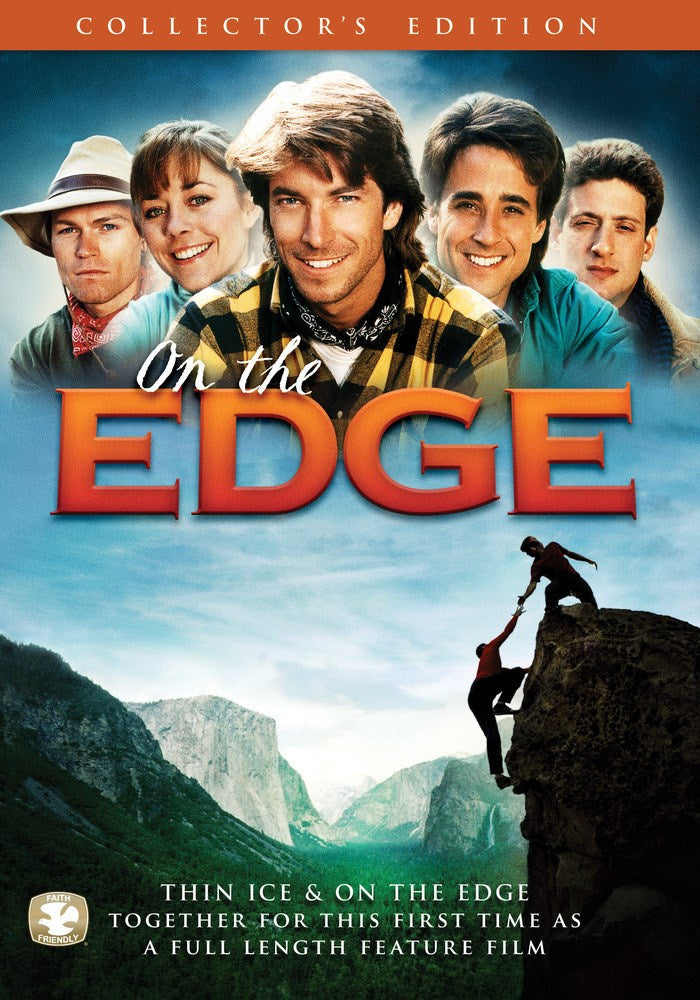 DVD-On The Edge