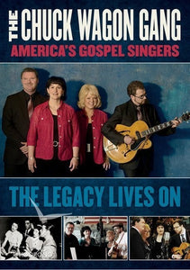 DVD-America's Gospel Singers  The Legacy Lives On