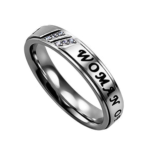 Ring-Luxury-Woman Of God-Sz  5