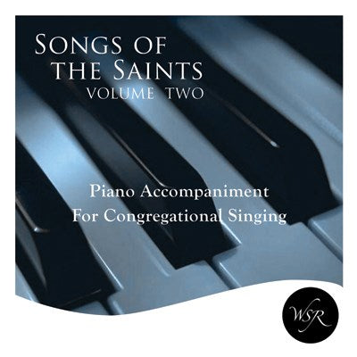 Audio CD-Songs Of The Saints V2-Piano Accompaniement