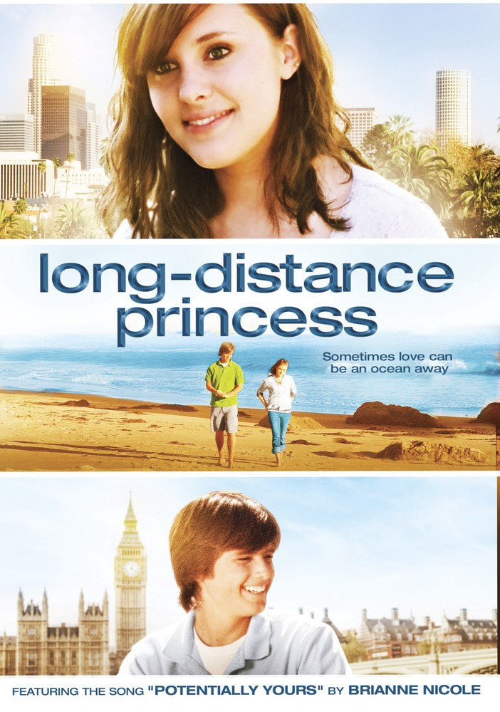 DVD-Long-Distance Princess